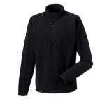 881M.03.1 - Russell•MENS QUARTER ZIP MICRO FLEECE